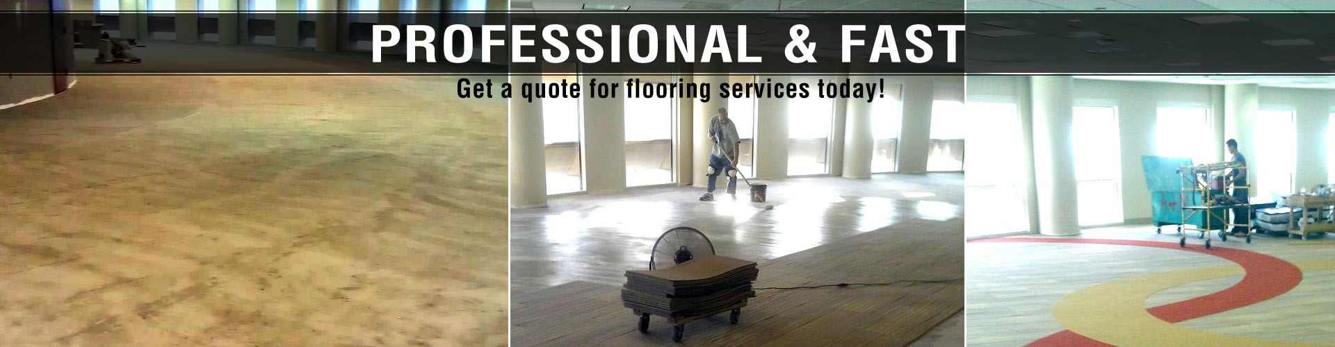 Call Us For All Of Your Flooring Removal Installation Needs